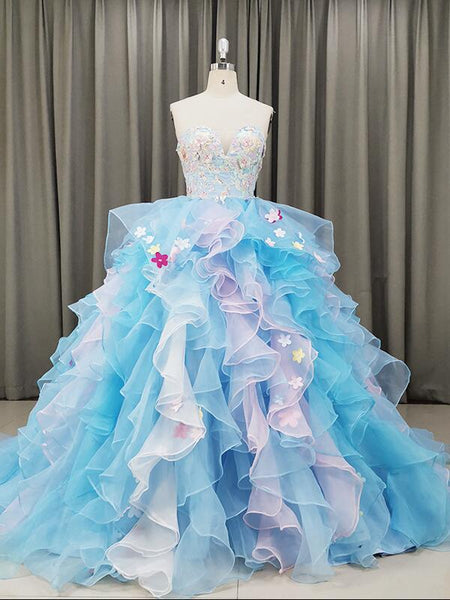 Beautiful Handmade Sweet 16 Dress