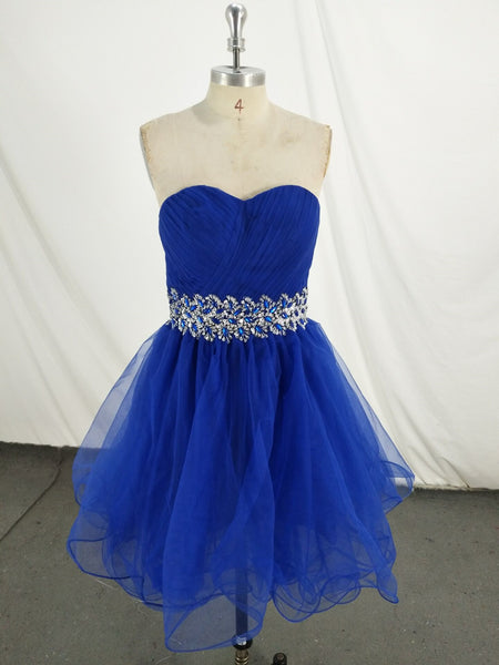 Adorable Royal Blue Homecoming Dresses 2019, Gorgeous Party Dresses, Formal Dress 2019