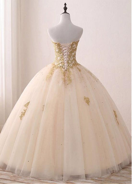Tulle Sweetheart Long Formal Gowns, Sweetheart Gorgeous Party Dress, Women Formal Dresses