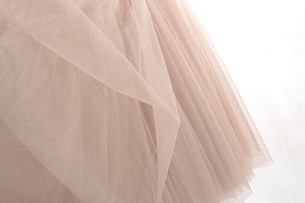 Cute Tulle Skirt, A-line Skirts 2018, Women Tulle Skirts