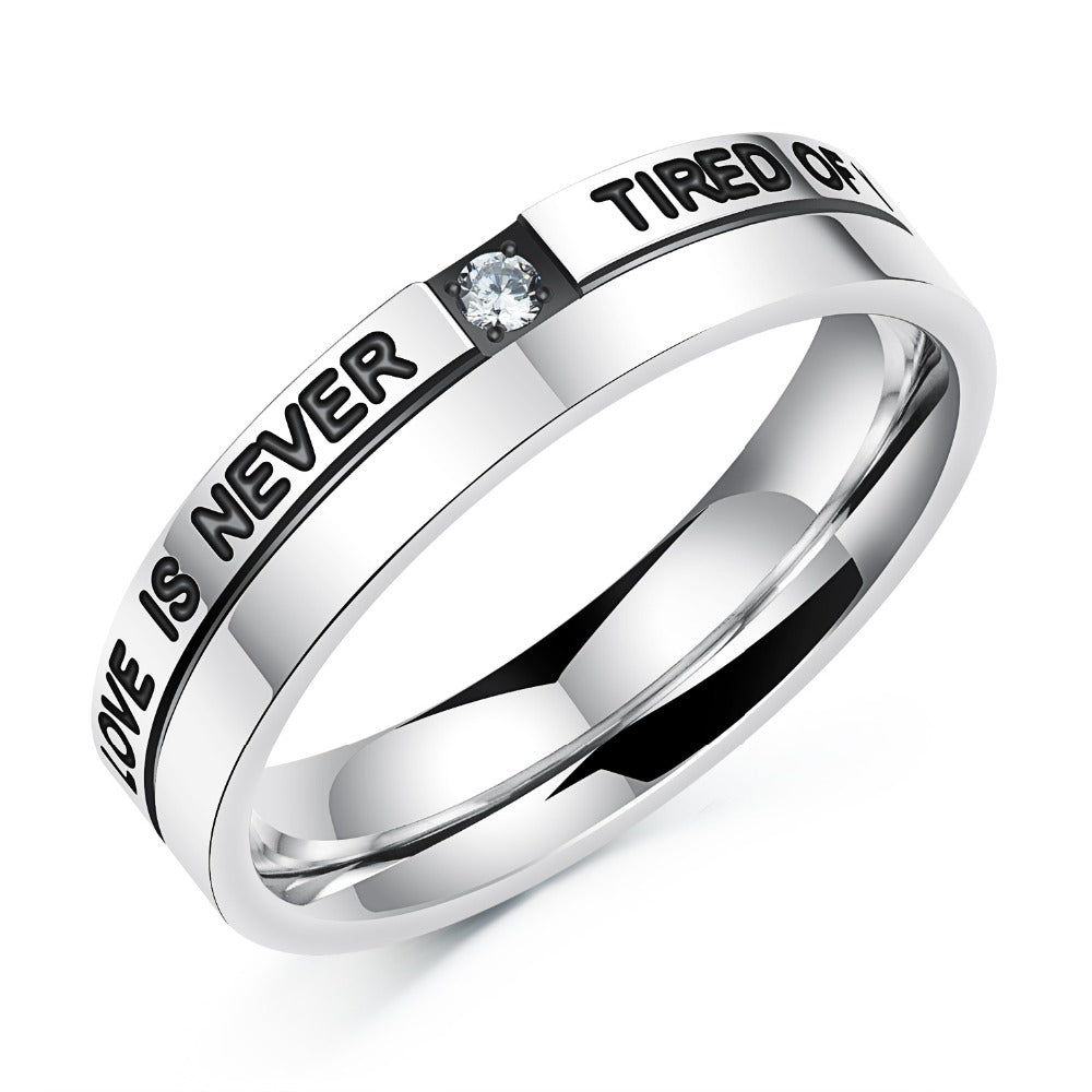 Christian Purity Ring for Boys & Girls – Holy Outfitters