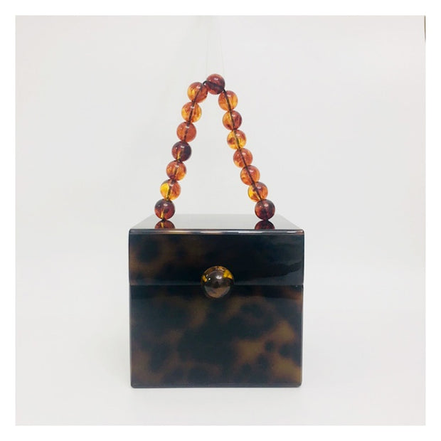 Beaggi Cult Acrylic Clutch