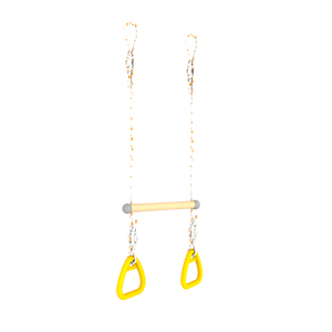 Rings & Trapeze 2-in-1 - BrainRichKids