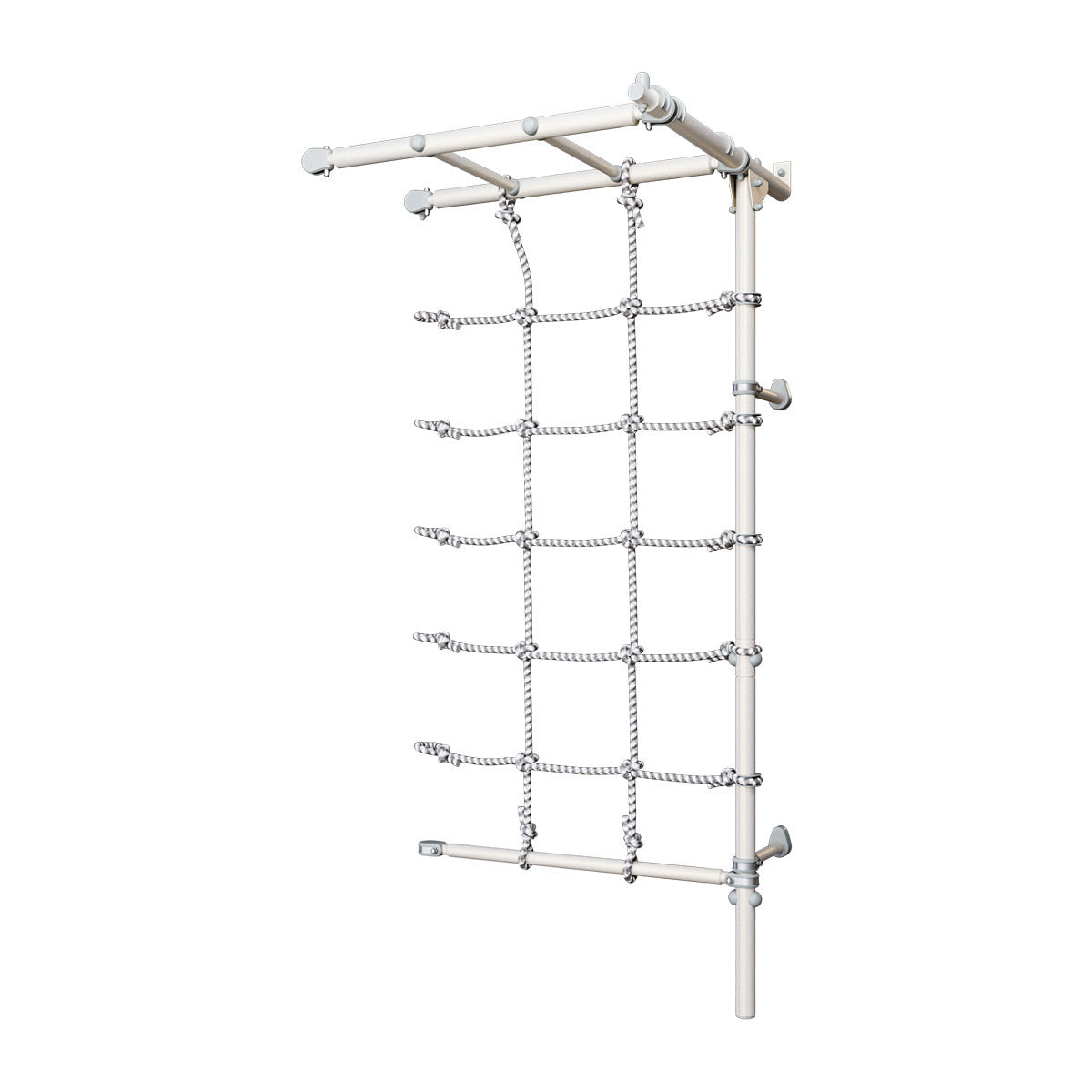 Wall - Mounted Monkey Bars Extension - Brainrich Kids