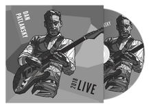 Live 2018 - CD & T-Shirt Bundle