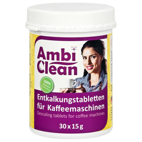 Image of AmbiClean Entkalkertabletten, Shop Ambideluxe, 15g x 30 Stck.