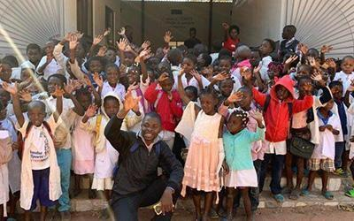 How a school in Angola challenged us to deliver an inspirational learning environment for all