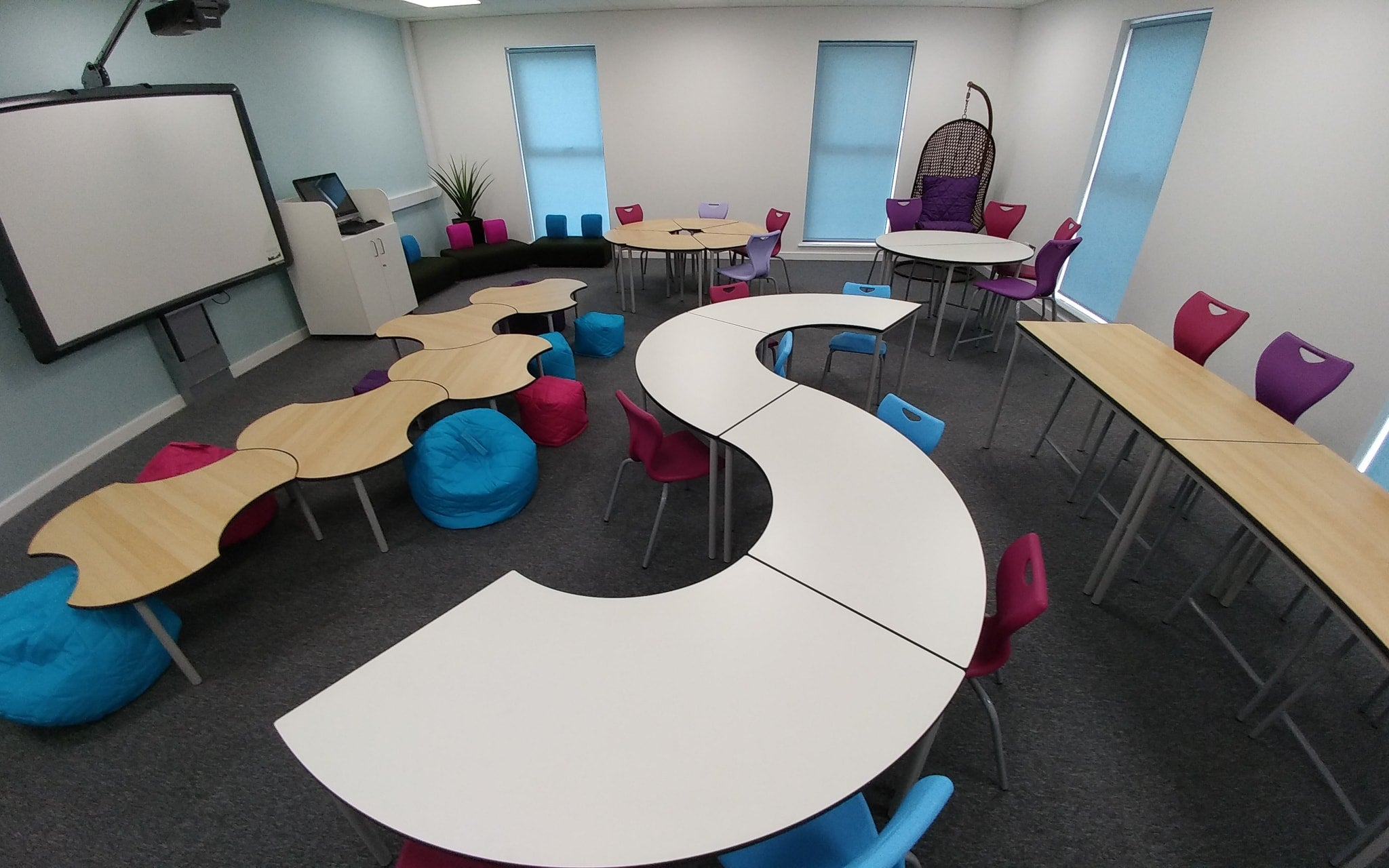 Classroom project one by Four Square Furniture