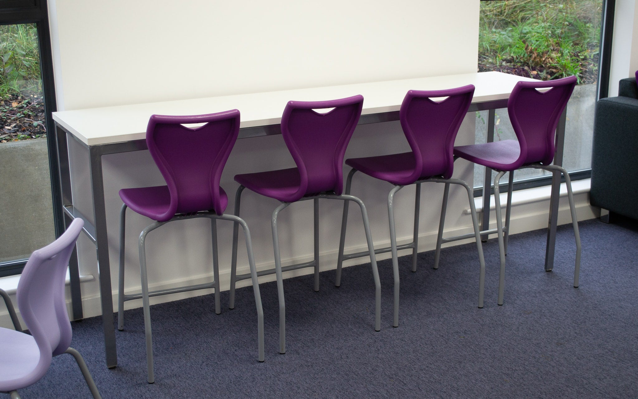 Classroom project three by Four Square Furniture