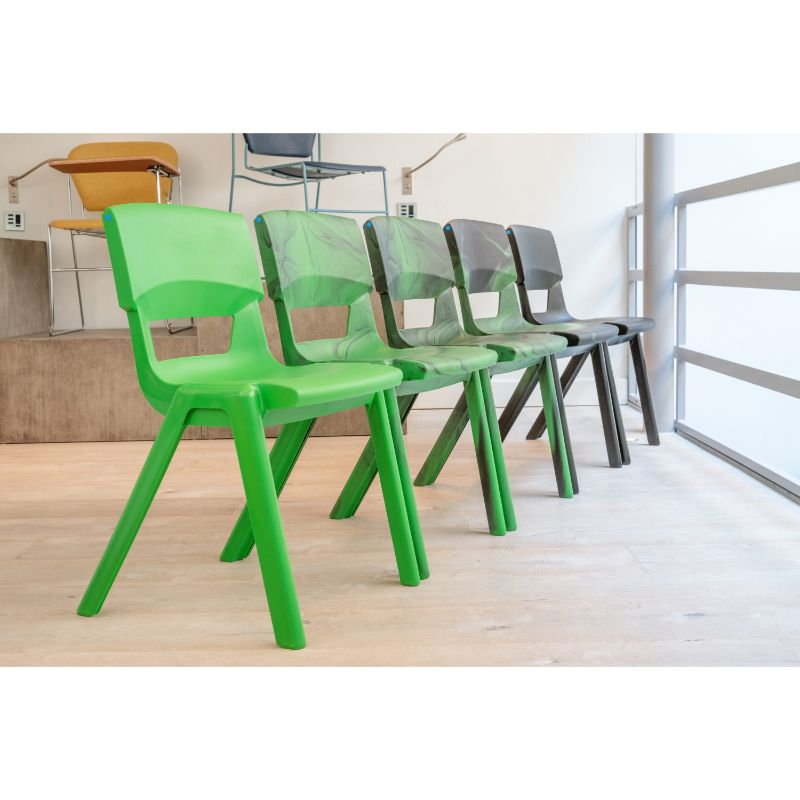 Postura Plus 100% Recycled Classroom Chair