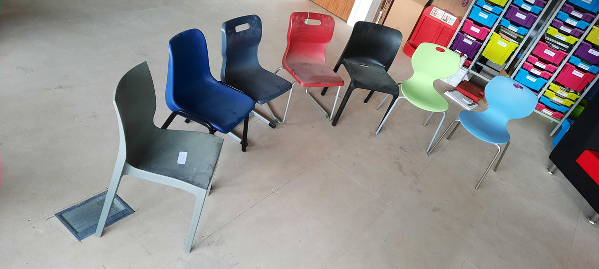 Job Lot 7 Chairs