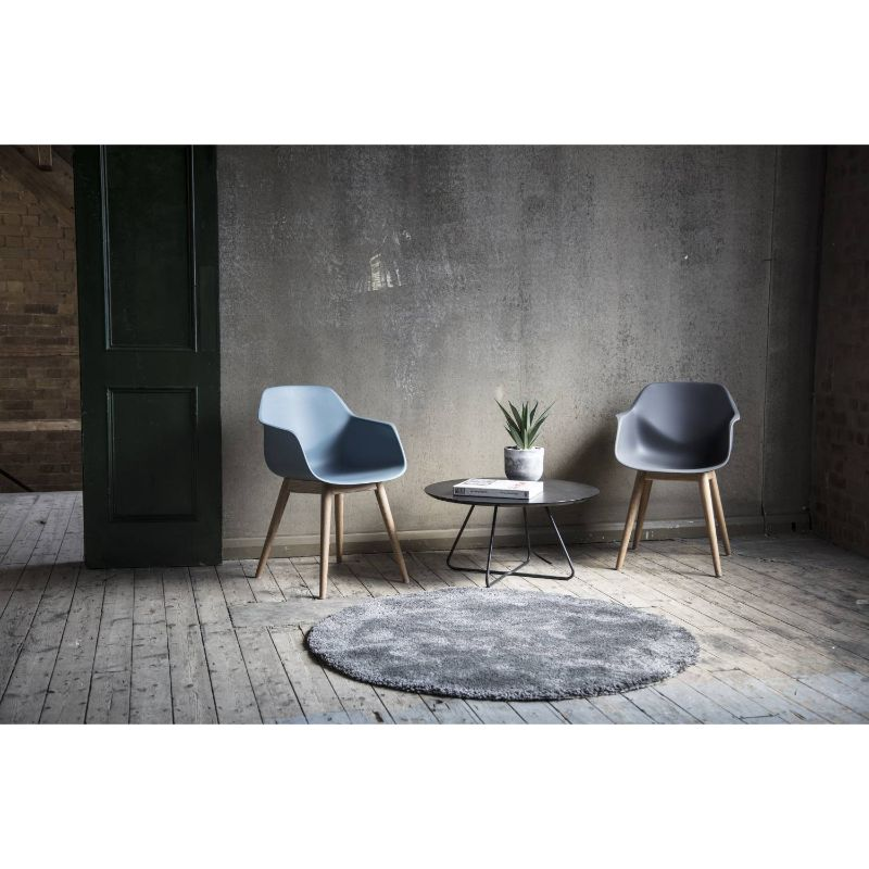 Farli Wood Frame Chair