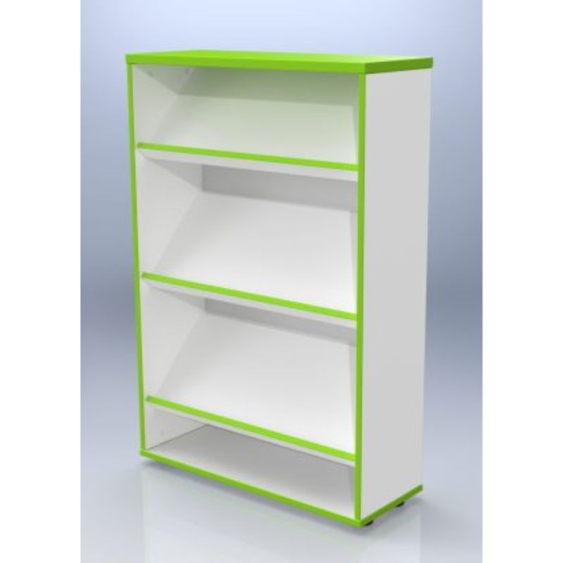 Wendover MFC Single Sided Face-out Bookcases