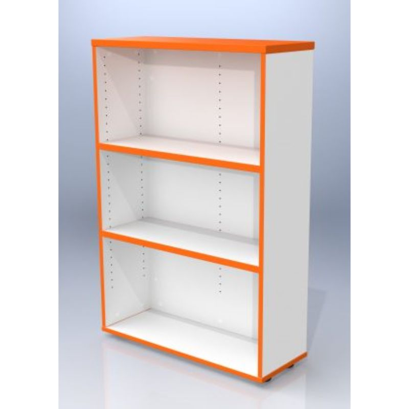 Wendover MFC Single Sided Bookcases