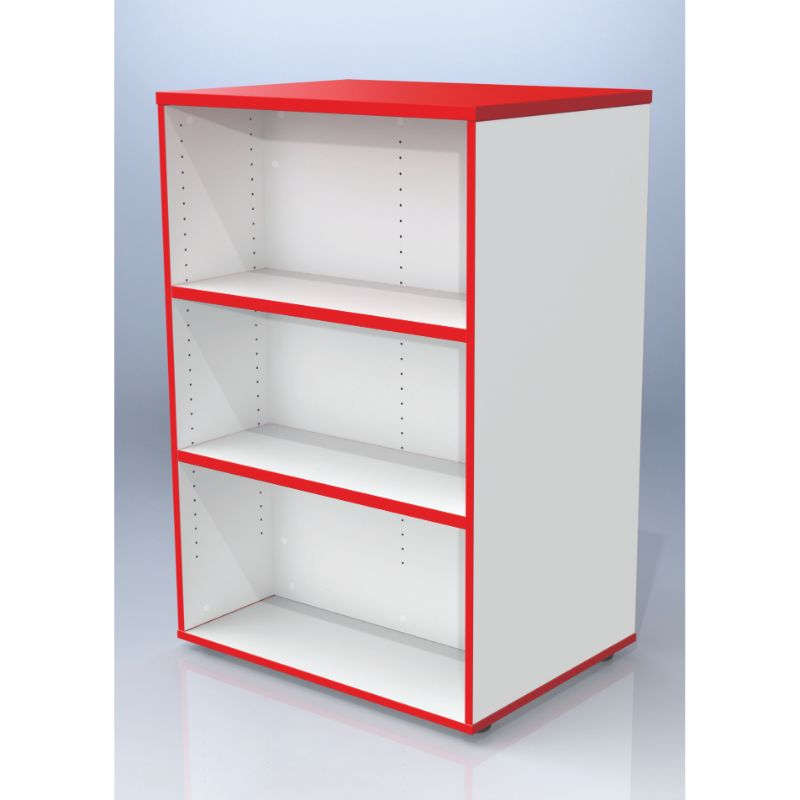 Wendover MFC Double Sided Bookcases
