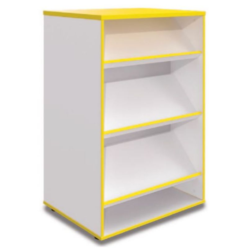 Wendover MFC Double Sided Face-out Bookcases
