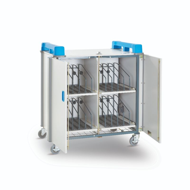 16 Device Mobile AC Charging Trolley
