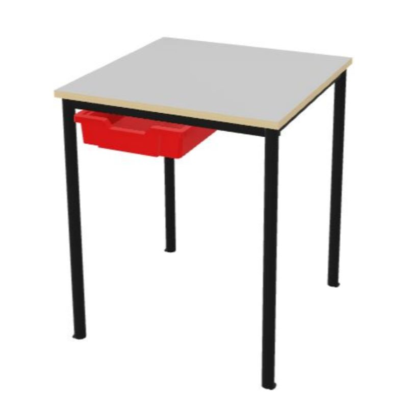 Square Welded Frame Tray Tables