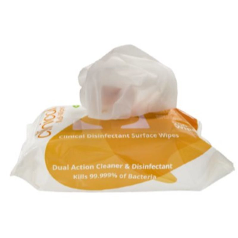Uniwipe Super-Thick Anti-Bacterial Wipes