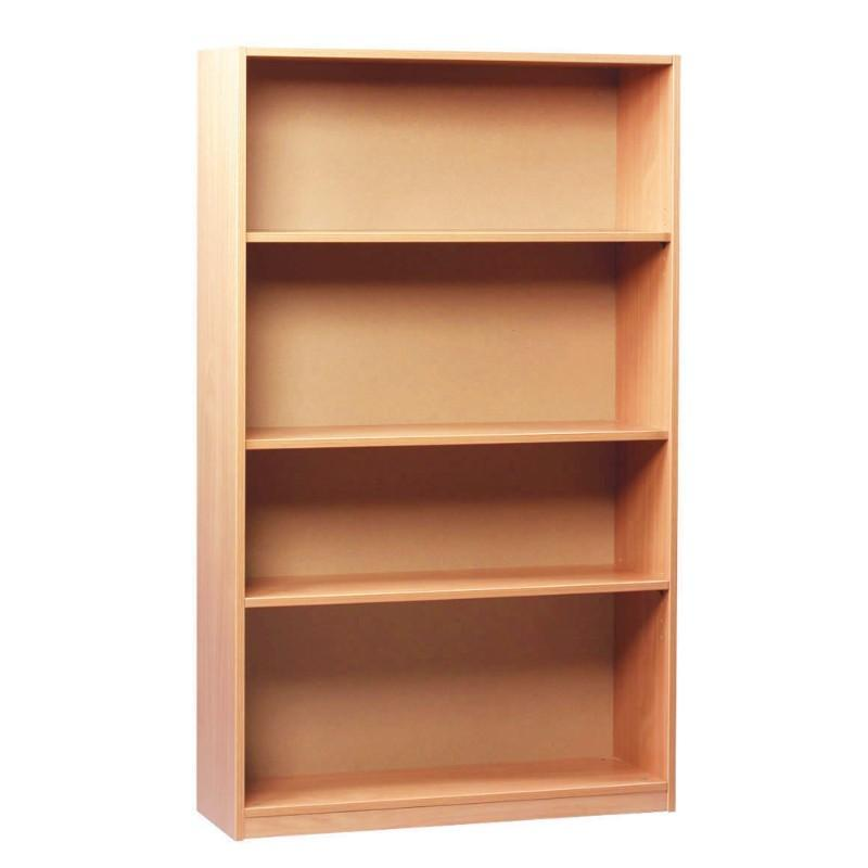 Bookcase 1500mm High / Beech Royal Open Bookcases 1500mm High / Beech
