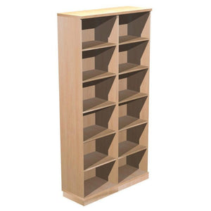 bookcase 2320 mm Alpine X-Range Bookcases, 1200 Wide 2320 mm