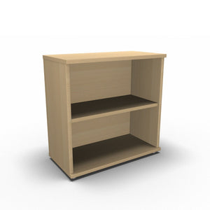 Bookcase 800 x 400 x 800mm / Maple Synergy Bookcases