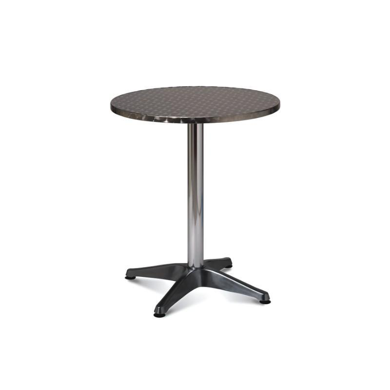 cafe table dia 600 x h710 mm Round Cafe Tables dia 600 x h710 mm