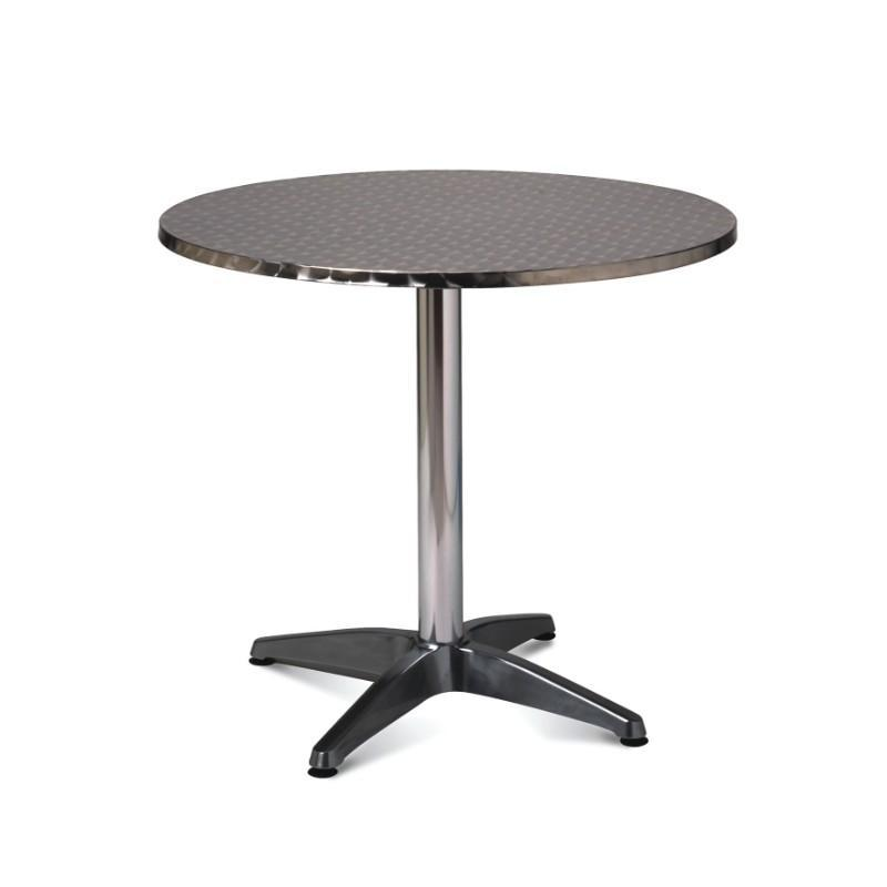 cafe table dia 800 x h710 mm Round Cafe Tables dia 800 x h710 mm