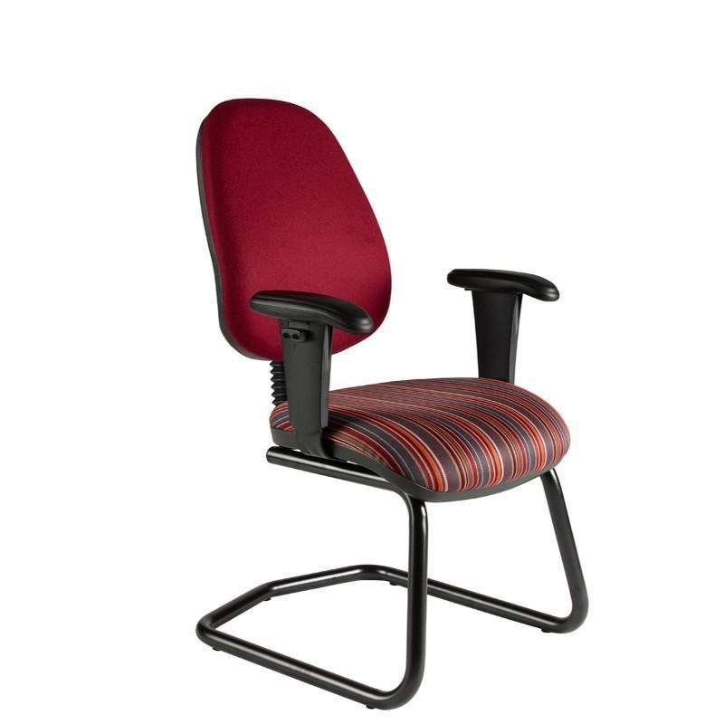 Marlow High Back Cantilever Chair