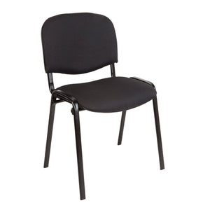 Chair Black frame / Black ISO Chair