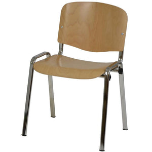 ISO Multipurpose Plywood Chair