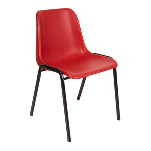 Chair Red Poly Chair