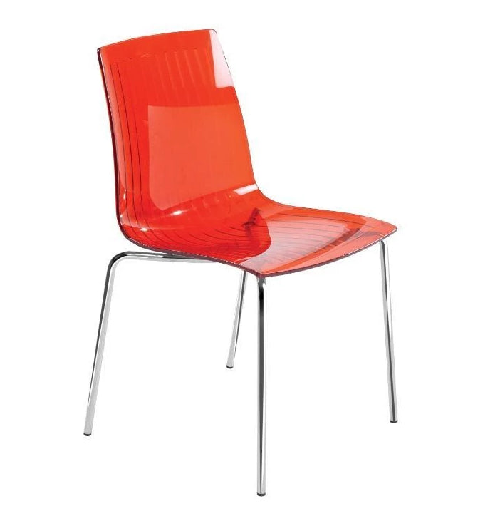 chair Shard Translucent Cafe Chair