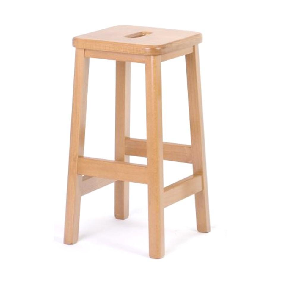 Chair Solid Beech Stool
