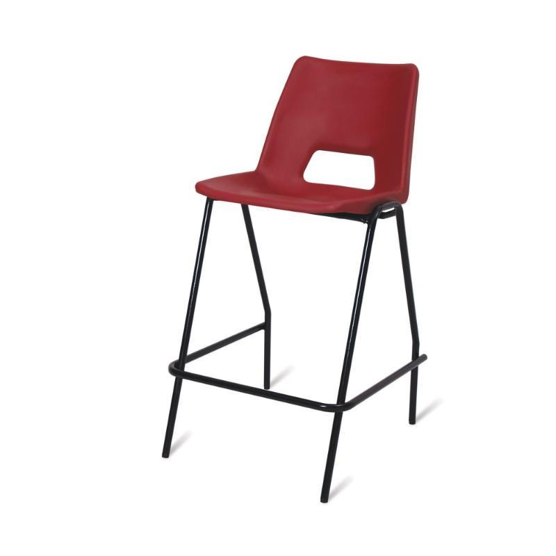 classroom stools Seat Height 610 mm Advanced Poly Stool Seat Height 610 mm