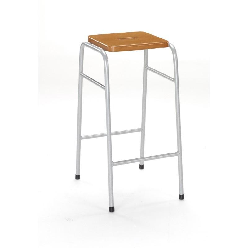 classroom stools Size 1 - Seat Height 395 mm Metalliform 25 Series Stool Size 1 - Seat Height 395 mm