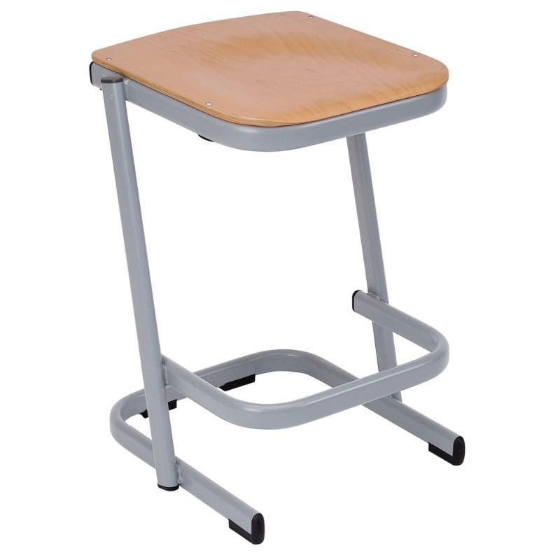 classroom stools Spaceforme Form Cantilever Stool