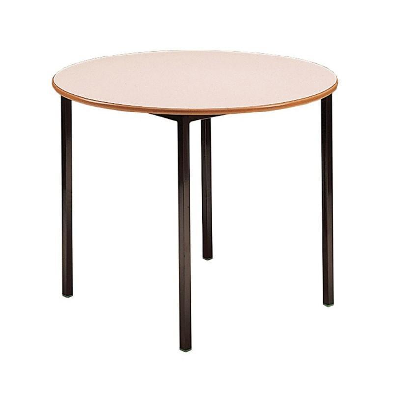 classroom tables MDF Circular Welded Frame Classroom Tables MDF