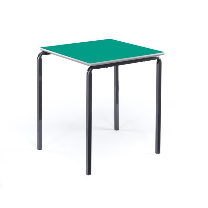 classroom tables MDF Square Crushbent Frame Classroom Tables MDF