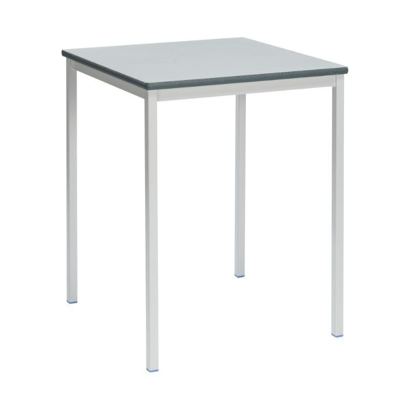classroom tables MDF Whiteboard Top Square Welded Frame Classroom Tables MDF