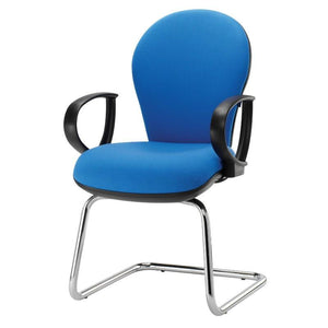 conference chair Fixed Arms / Chrome Colon Visitor Chair Fixed Arms / Chrome
