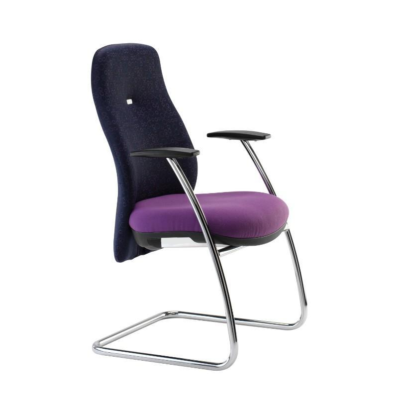 conference chair Fixed Arms / Chrome Dart Visitor Chair Fixed Arms / Chrome