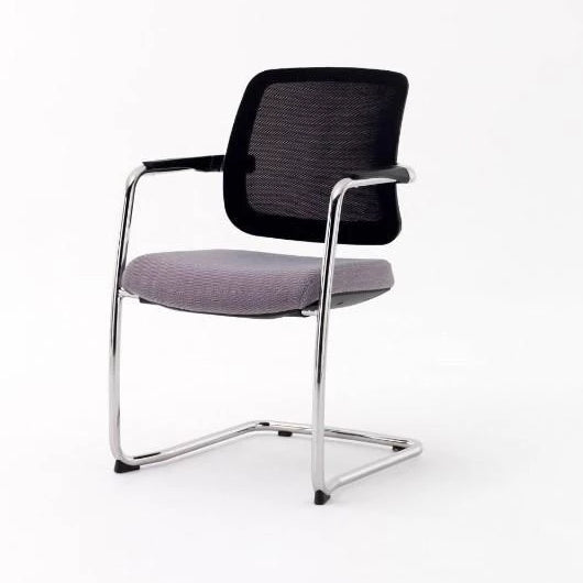 conference chair Mesh back / Black Cantilever Nation Visitor Chair Mesh back / Black Cantilever