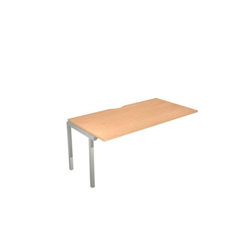 desk 1200 Nova Extension For Long Bench 1200