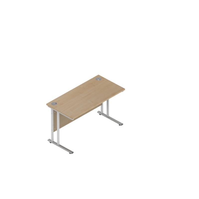 desk 1400 / Cantilever Plus Colorado Rectangular Desks 600mm Deep 1400 / Cantilever Plus