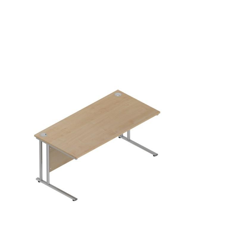 desk 1600 / Cantilever Plus Colorado Rectangular Desks 800mm Deep 1600 / Cantilever Plus