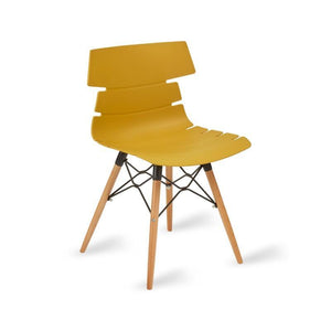 Strata Side Chair with 4 Legged Spar Style Frame