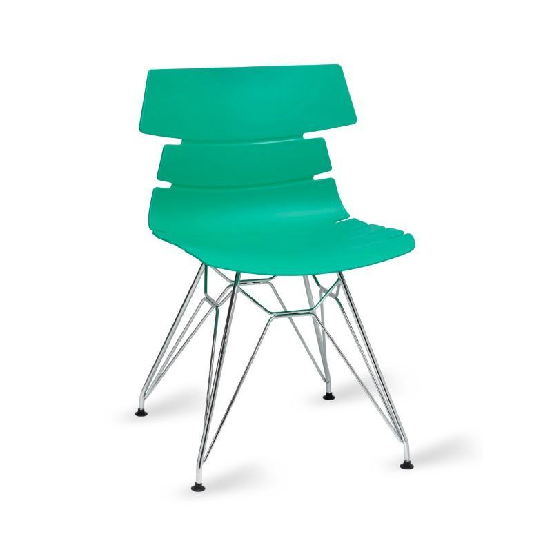 Strata Side Chair with Wire Frame