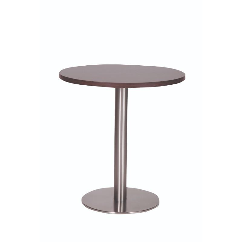 Dining Table Carafe Round Stainless Steel Base Dining Table