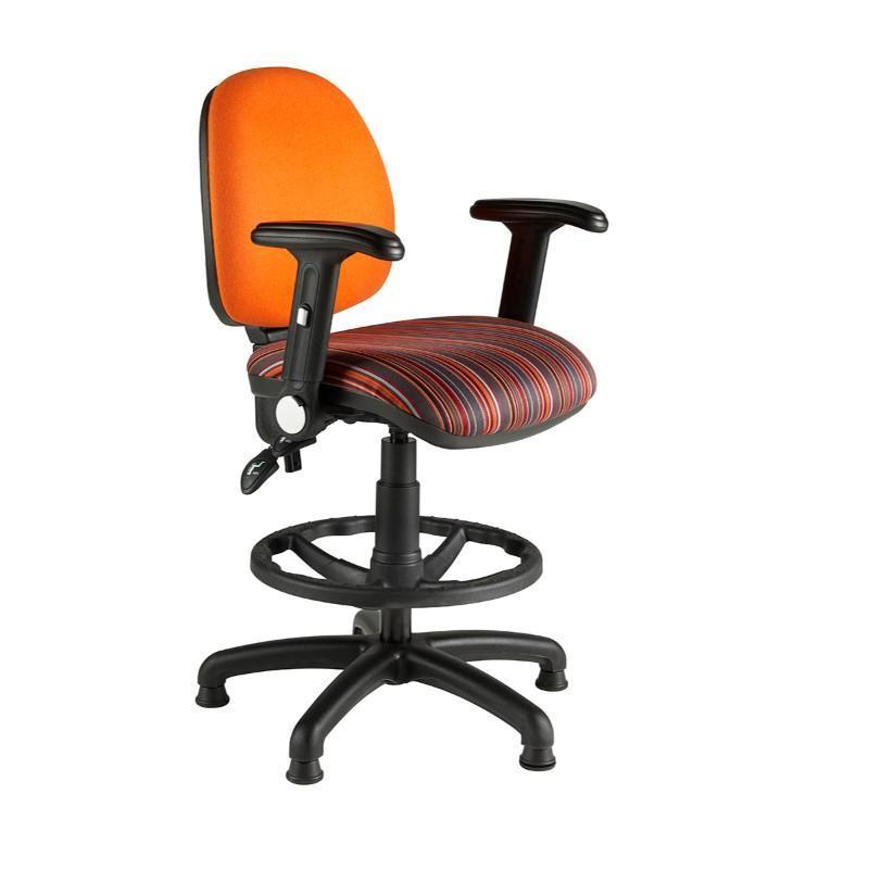 Abingdon Medium Back Draughtsman Chair